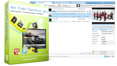 Any Video Converter Pro.版
